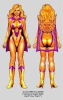 Venus Costume, 2nd Version by mjarrett1000