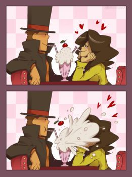 My milkshake brings all the boys to the yard by zillabean