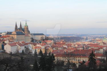 Prague. by Dracula-Annie