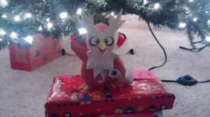 Delibird Used Present! by Amber2002161