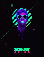Neon Juice by crymz