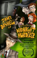Midnight Murderer at Fallbrook by OuthouseCartoons
