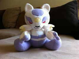 Mienshao Custom Sitting Plush by LeluDallas