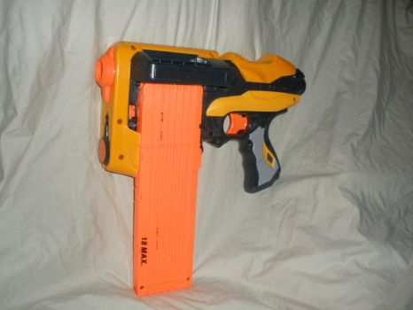 NERF Speedload 18 Integrated Clip by MarcWF