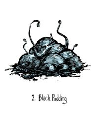 Black pudding by genesischant