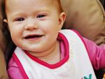 Baby Smile by morganforrester