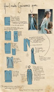 Dress Tutorial by LauraTolton