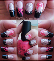 Nail art 80 by ChocolateBlood