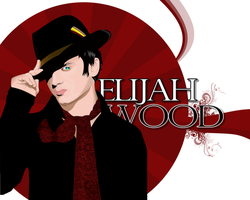 Elijah Wood Vector by Dwink