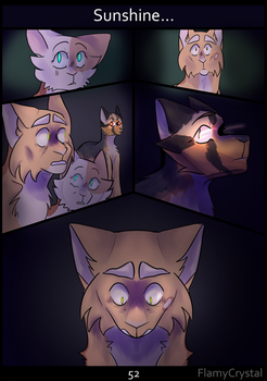 The Sun path - page 52 by FlamyCrystal