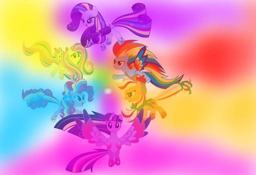 Rainbows Powers by TWAILAT
