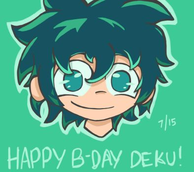 Deku Bbay 2017 by JazCooper