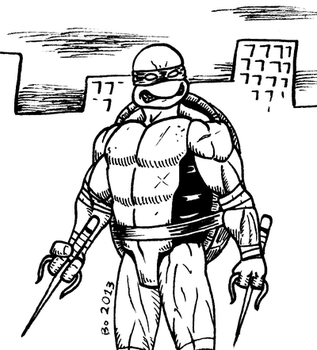 Raph by ZombieToaster
