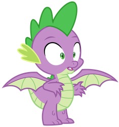 Vector - #1 Winged Assistant by SketchMCreations
