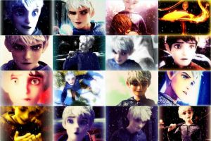 Jack Frost's Collage...(Request) by CeeJayFrost