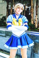 Sailor Uranus by PrettyKitty