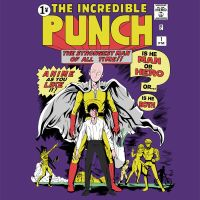 The Incredible Punch (Shirt Design) by KindaCreative