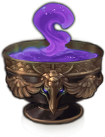 Goblet of Shadow by The-Below