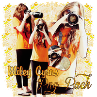Pack png 10 Miley Cyrus by MichelyResources