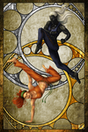 Combat Dancers by Siobhan68