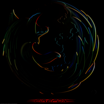 Firefox Lines by GyroxOpex