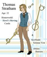 Thomas Stratham by hyperionwitch