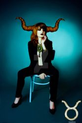 Taurus.' Zodiac' Photoproject by LicamtaPictures