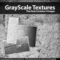 BW Textures Stock Pack by KeepWaiting