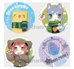 Badges by Charln