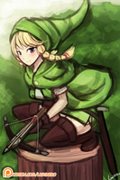 Linkle by luminaura