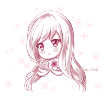New cutie by Lucina-Waterbell