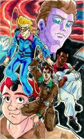 Real Ghostbusters Color 04 by Irie-mangastudios