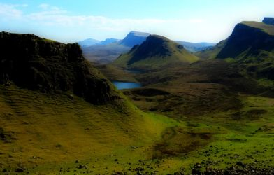 quiraing, Isle of Skye by Daisy919