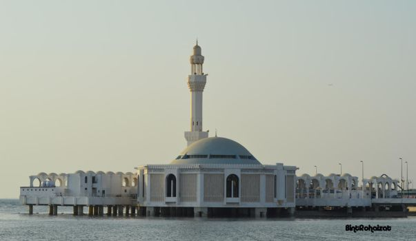 Cornish Mosque by BintRohaizat