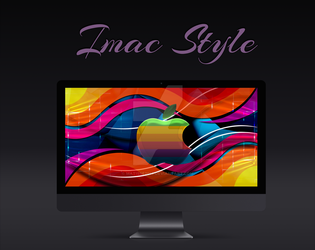 Imac Style by matisse2018