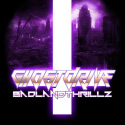 Ghostdrive - badlandthrillz - Cover by andehpinkard