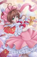 Card Captor Sakura by SaintPrecious