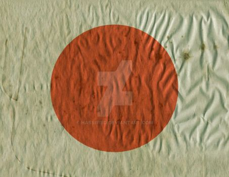 Japanese Flag by hassified