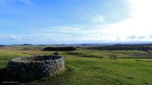 Hadrian's Wall Country by KERphotography