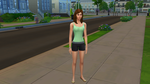 Me in Sims4 by QueenCheyStar