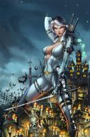 Grimm Fairy Tales Unleashed Cover #2 by jamietyndall