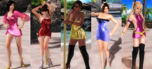 [MOD PACK] Slutty Dress Theme Set 3 by funnybunny666