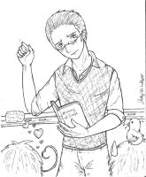 History Teacher (Ludwig APH) by patty110692
