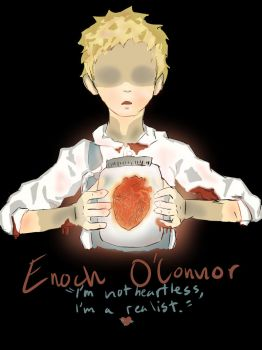 Enoch's jar of hearts by CaniMaker