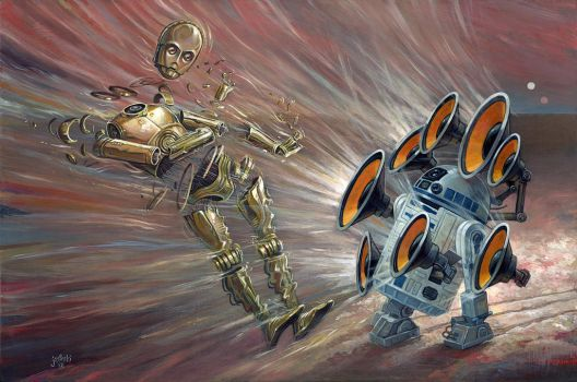 Droid Step by jasinski