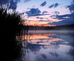 Waterscape sunrise 2 ~   S T O C K   by AStoKo by AStoKo