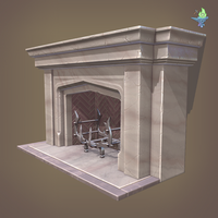 Fireplace 2 by BenFlex