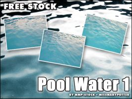 FREE STOCK, Pool Water 1 by mmp-stock