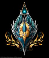 High elf crest recolored by BannanaHamma