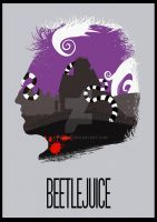 The Many Faces of Cinema: Beetlejuice by Hyung86